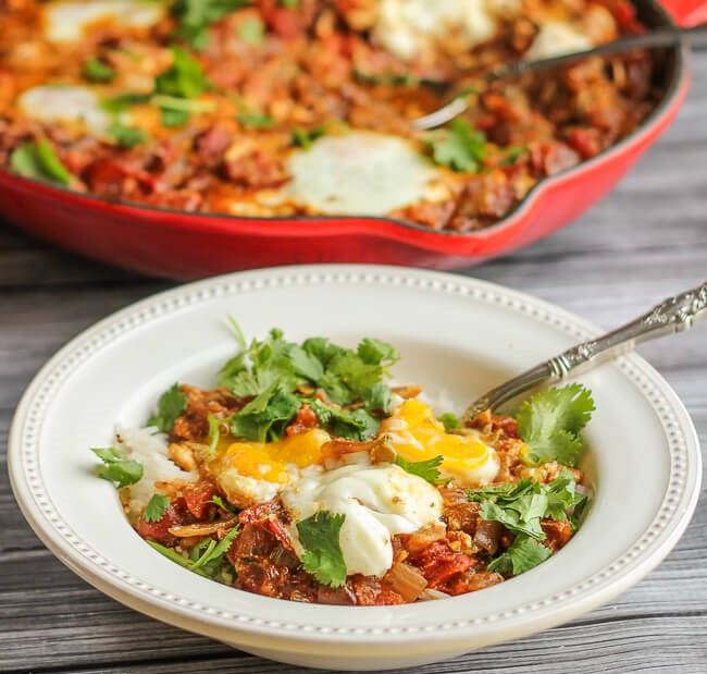 North-Indian-Baked-Eggs-dinner-ontimerecipes